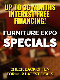 Furniture Expo Specials