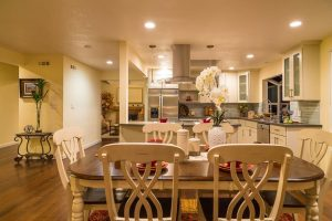 Traditional Kitchen Design Salinas