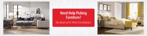 Furniture In Home Consultations